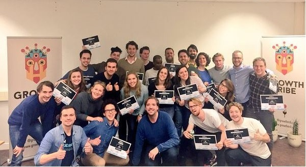 Marketing Degree Growth Hacking Academy Amsterdam