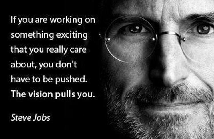 Growth Hacking Steve Jobs Vision Quotes